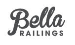 Bella Railings Sticky Logo