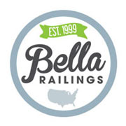 Bella Railings Mobile Retina Logo