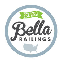 Bella Railings Retina Logo